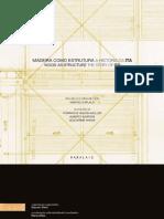 Madeira Como Estrutura (2005)