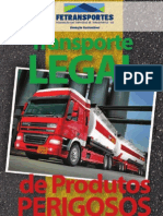 Transporte Legal Produtos Perigosos