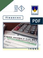 Unit 9 Finances