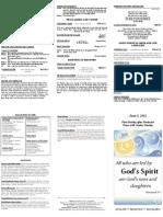 Bulletin - 20120603
