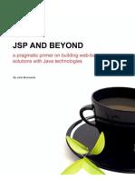 JSP and Beyond-A Pragmatic Primer