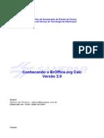 Conhecendo_BROffice.org 2.0 Planilha