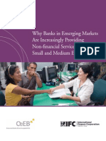 Why Banks in Emerging Markets are Increasingly Providing Non-financial Services to Small and Medium Enterprises