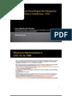 Seminario EFD