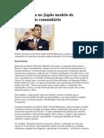 Brasil busca no Japão modelo de policiamento comunitário