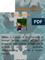 Nicomachaean Ethics and Politics