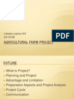 Agricultural Farm Project