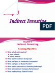 Ch 03 Indirect Investing