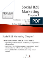 DCTC - Social B2B Marketing Chp 1