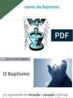 Fundamentos e Elementos Baptismo Simplificado