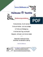 Heilsuse Textilien eBook