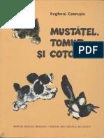 Evgheni Cearusin - Mustatel, Tomut Si Cotofana