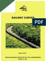 Railway Curve Book