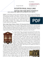 July 12 - The Exceptional Sale