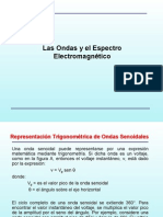 Las Ondas y El Espectro Electromagnetico