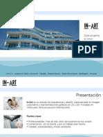 Presentacion in-ART 2011