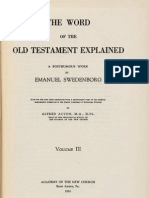 Em Swedenborg THE WORD EXPLAINED Volume III GENESIS Chapters XXXV-L Numbers 1650 3193 ANC Bryn Athyn PA 1934