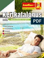 akciosujsag.hu - Baumax Kert, 2012.04.20-07.01