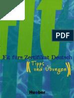 Fit Fuers Zertifikat Deutsch