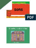 Livro Sons