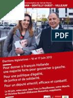 Tract Villejuif