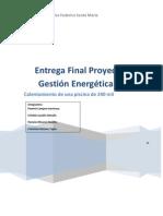 Entrega Final Gestión Energética II