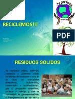 RECICLEMOS!!!