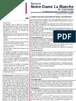 Bulletin NDLB 120603