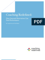 Coaching Redefined Report