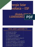 Generadores Fotovoltaicos