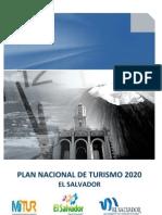 Plan Nacional de Turismo 2020 El Salvador