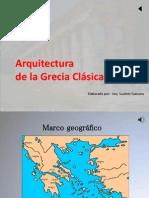 Presentacion Ordenes Arq. y Templos Griegos