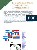 Componentes Culturales de Los Pueblos His Pa No America Nos