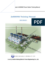 600MW Training Manual of Boiler 20110326