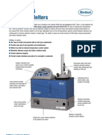 PURBlue 4 Adhesive Melters Product Literature