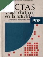 Sampedro, Francisco - Sectas y Otras Doctrinas en La Actual Id Ad