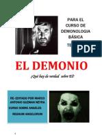 EL DEMONIO PARA CURSO DE DEMONOLOGÍA BÁSICA TEMA 12