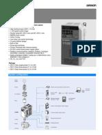 2. Omron - V1000 - Datasheet