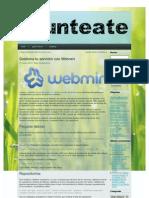 Gestiona Servidor Con Webmin