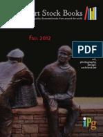 2012 Fall Art Stock Books