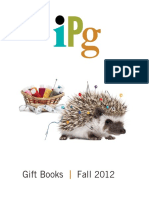 2012 Fall IPG Gift Books Catalog
