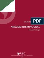 Análisis Internacional 2012