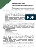 Manual de Proceduri SRUPP
