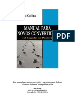 ~$O Cajado Do Pastor - Manual Para Novos Convertidos - Paul Collins
