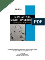 ~$O Cajado Do Pastor - Manual Para Novos Convertidos - Paul Collins