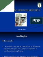 Avaliação Ambulatorial Pneumofuncional II