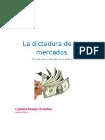 La Dictadura de Los Mercados
