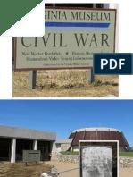 Battle of New Market Museum Design & Technology
