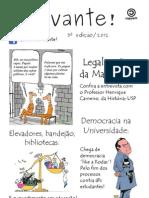 Jornal do Coletivo Avante! - 3ª Edição/2012