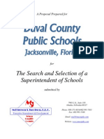 McPherson & Jacobson Proposal Superintendent Search Proposal